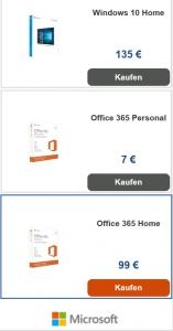 office 365 werbung