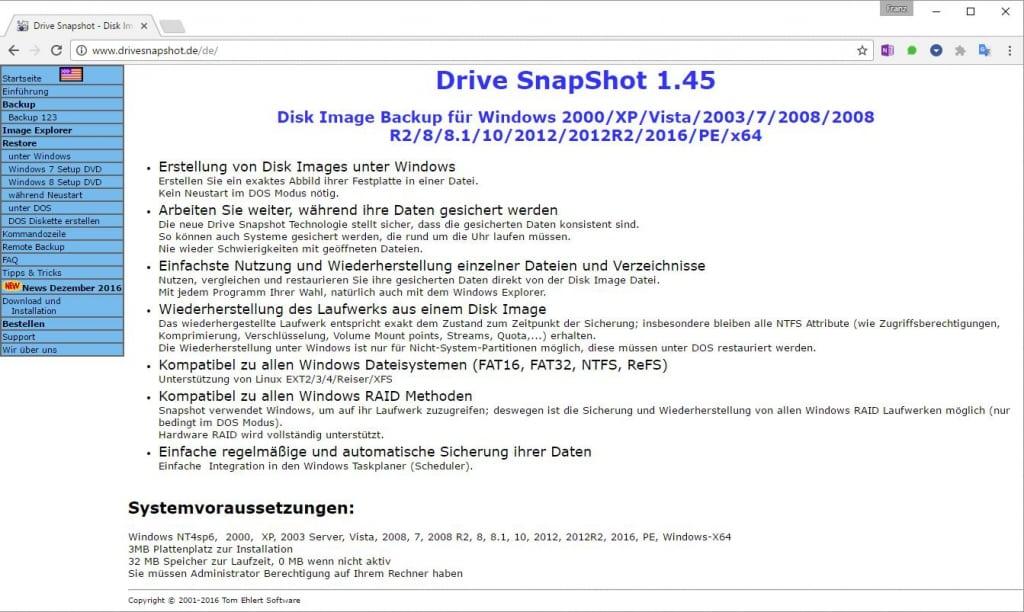 drivesnapshot.de download