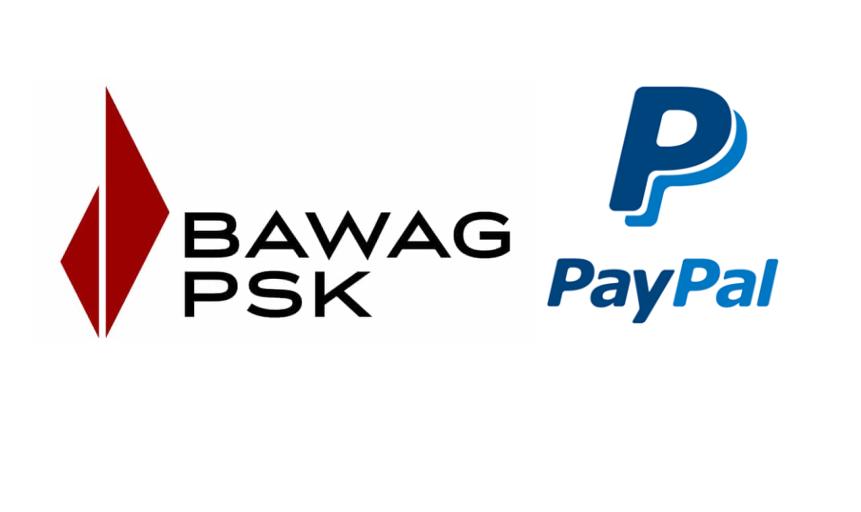BAWAG – PAYPAL