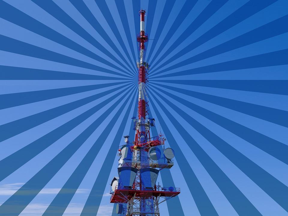 Antennenmasten