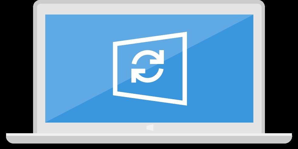 Update ohne Windows Update