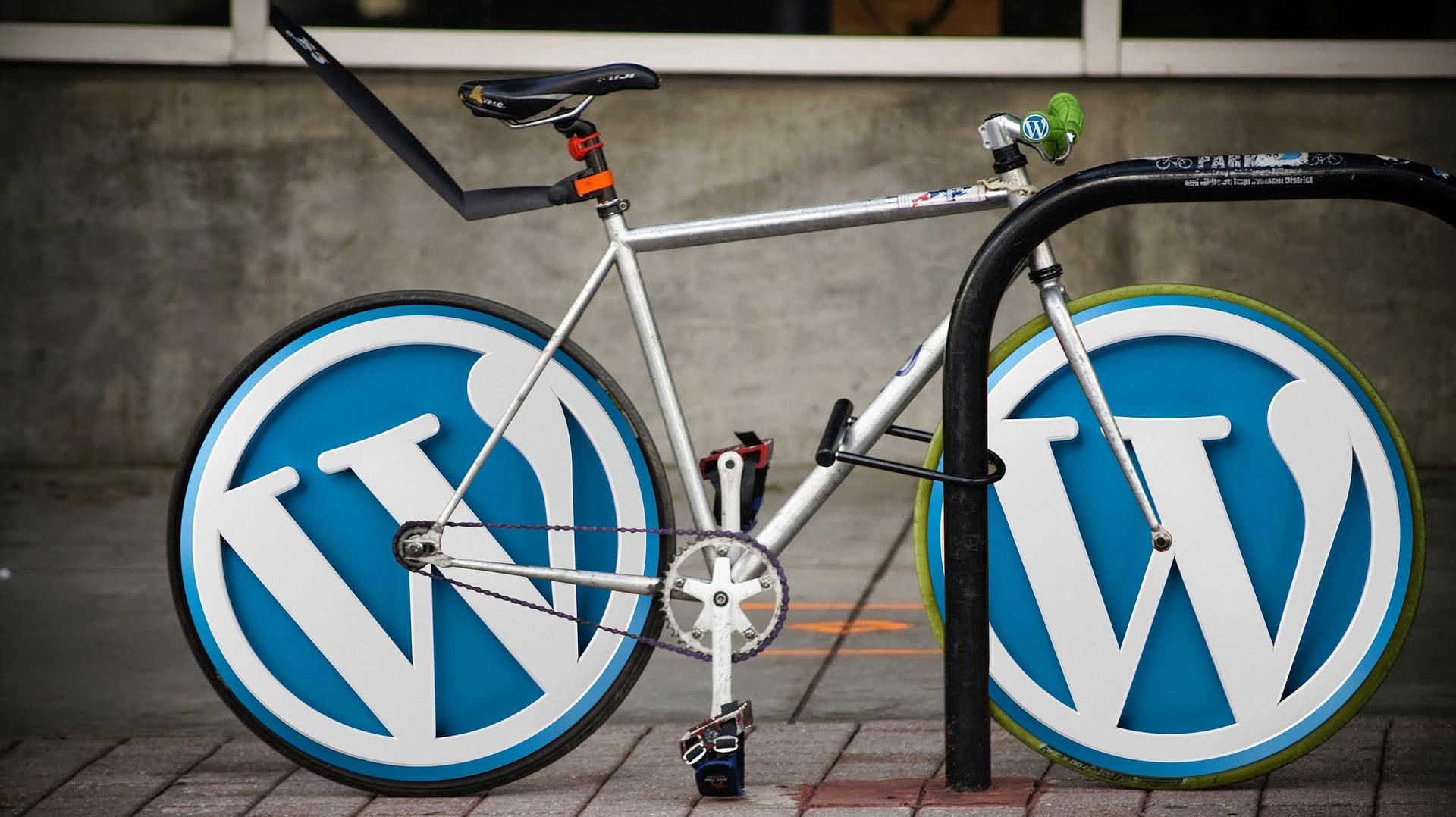 WordPress in Skizzen