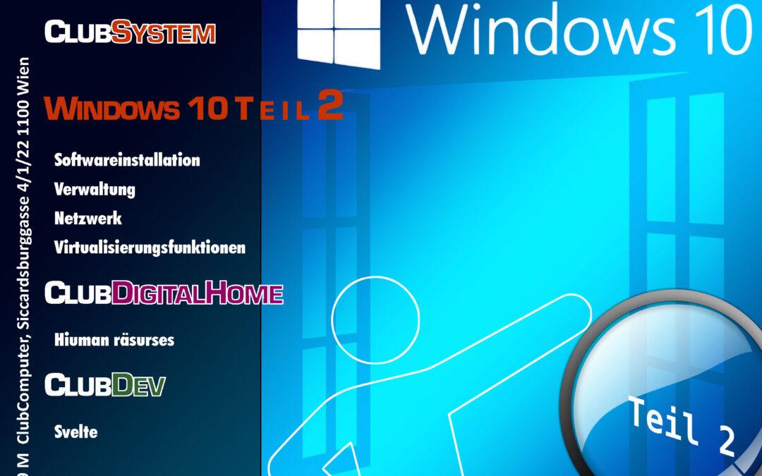 "PCNEWS-168 ""Windows-10 II"""