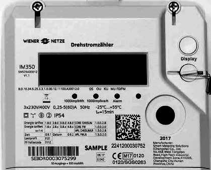 Digital Stromzähler und Excel