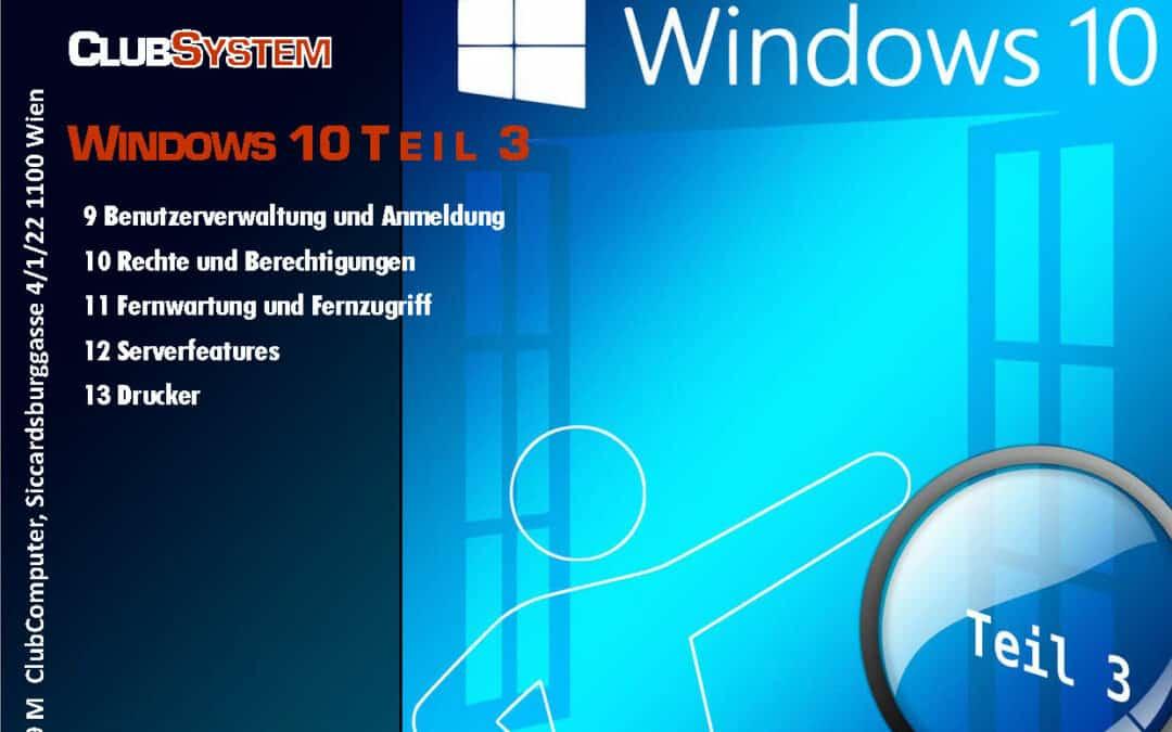 """PCNEWS-169 """"Windows 10 III"""""""
