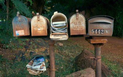 Mehr E-Mail-Adressen