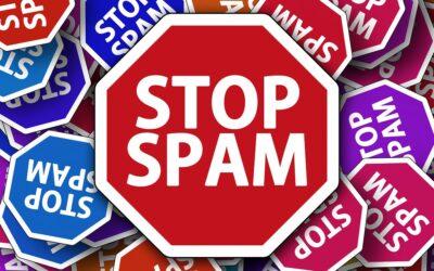 Abwehr von Spam-Mails