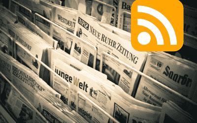 Digitales Zeitunglesen