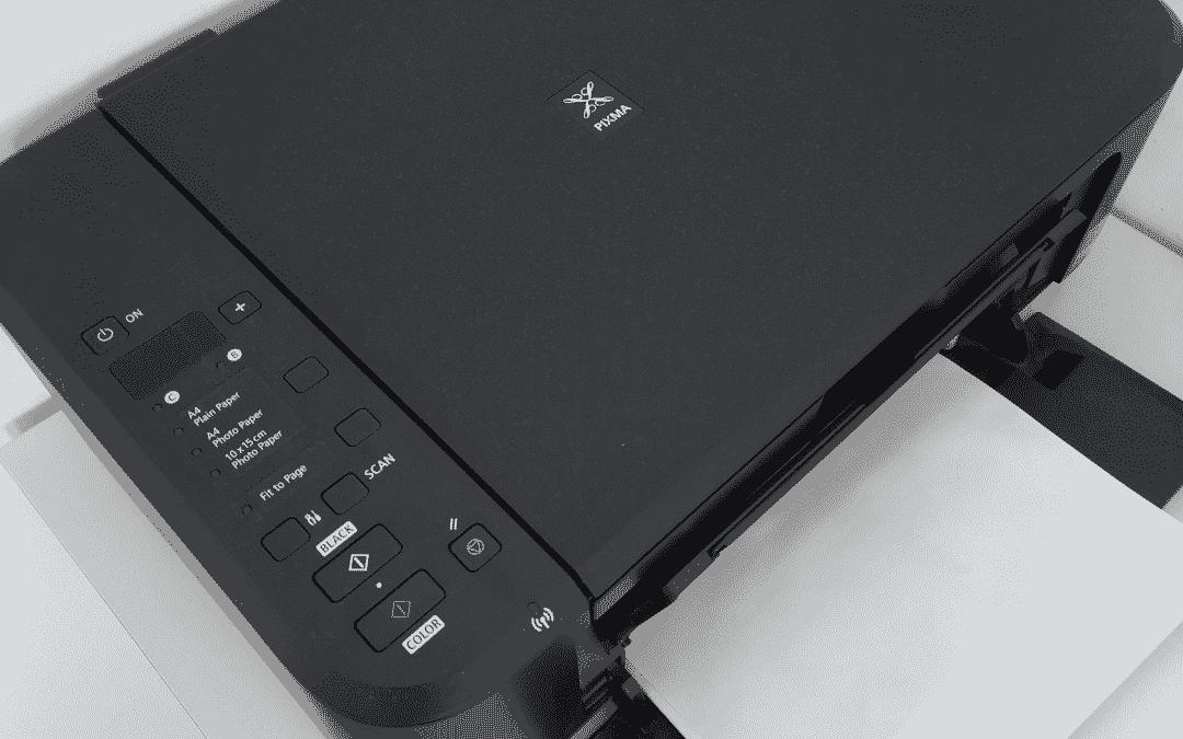 Canon MG3255 Pixma Printer zu verschenken